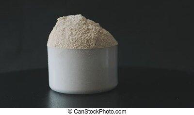 poudre, protéine, exclusivité