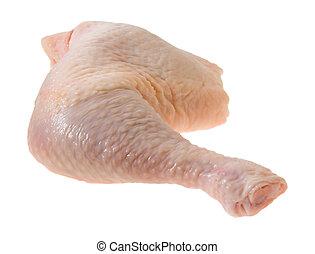 poulet, 15