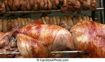 poulet, cuisine