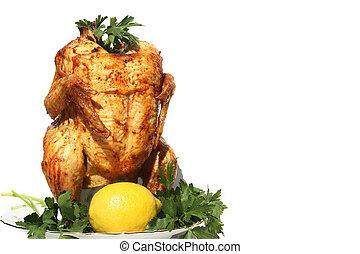 poulet, entier