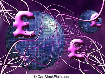 Pound. - A free interpretation of money transfer over the ...