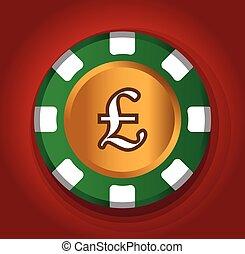 pound-coin, tema, design