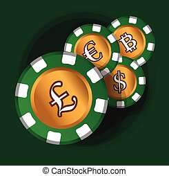 Pound-Coin Theme Design