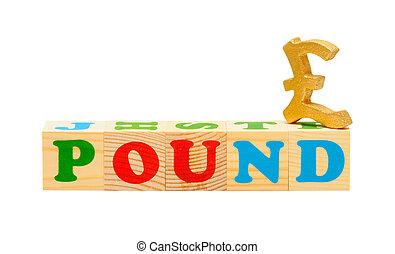 Pound Wooden Blocks