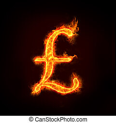 pounds sign