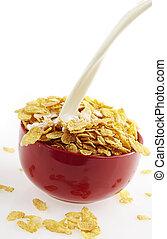 cornflakes bowl
