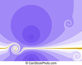 pourpre, spirale, fond