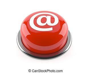poussée, e-mail, bouton