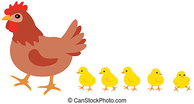 Hervorragend Images et Illustrations de Poule. 52 150 illustrations de Poule  QG58