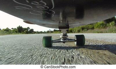 POV: Skateboarding