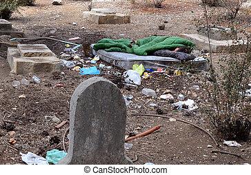 povertà, -, condizione, senzatetto