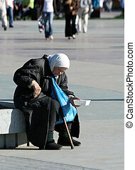 Poverty and loneliness
