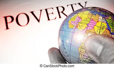 Poverty - worlds poverty