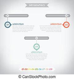 povolání, design, infographics, vektor, eps10