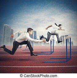 povolání, konkurence