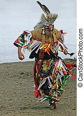 pow wow dancer - taken at local pow wow