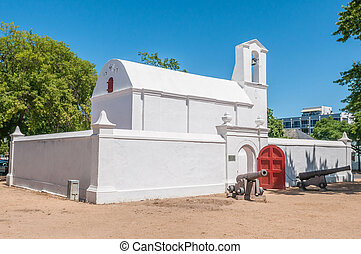 Powder magazine in Stellenbosch