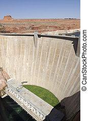 Powell Lake Dam