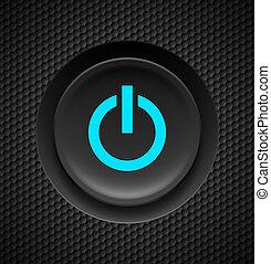 Power button.