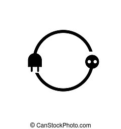 power button icon. Logo element illustration. power button symbol design. colored collection. power button concept. Can be used in web and app