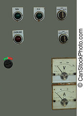 Power control cabinet