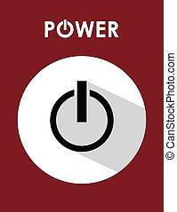 Power design.