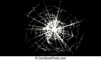 power electric net & magnetic field