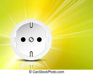 Power energy - electricity