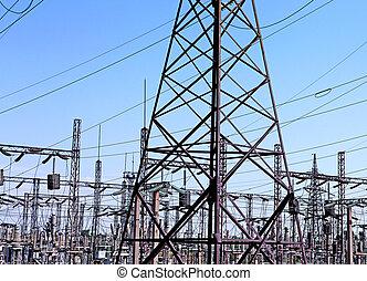 power-generating, instalação