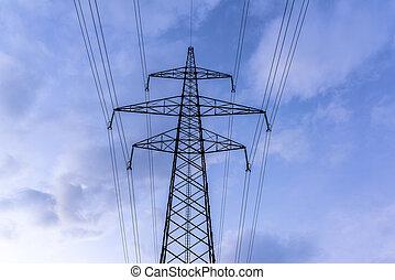 Power line