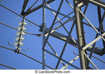 Power Mast and Fixture