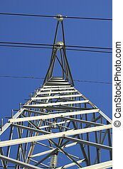 Power Mast from Below