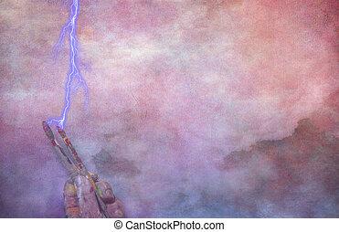 Power of Art Background