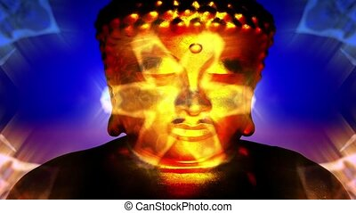 Power of Buddhism - medidating Buddha