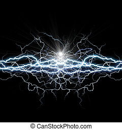 Power of light. Abstract environmental backgrounds