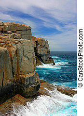 Power of the Ocean - Cliff Face at Albany, Australia