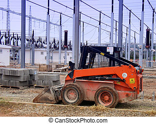 Power Plant Building - Working to build a new electricity ...