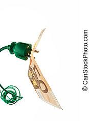 Power plug with power cord