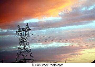 Power Sky light