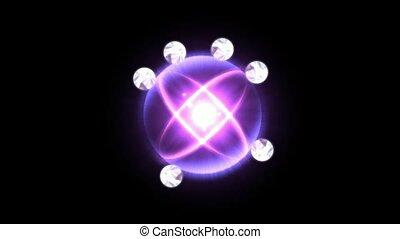 power tech electron energy field la