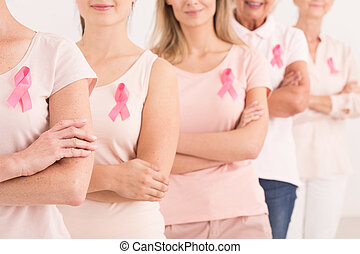 Power to fight breast cancer