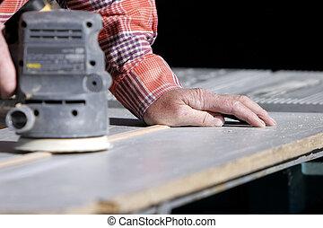 Power Tool & Hands 2