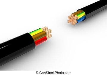 powercable, dois