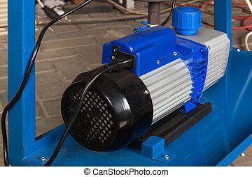 powerful electric motor