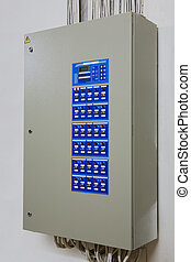 electronic control panel - Powerful electronic control panel...