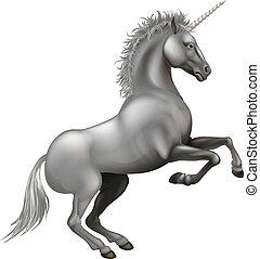 Powerful Unicorn illustration - Illustration of a powerful...