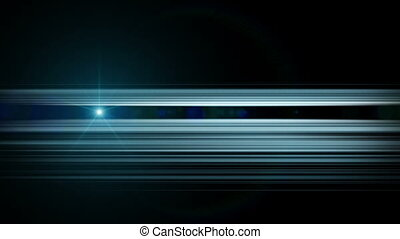 Powerful video animation, loop HD - Powerful light stripe...