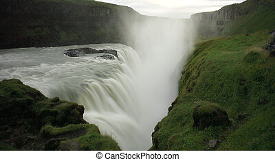 Powerfull Gulfoss