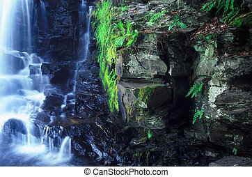 Powerhouse Falls - Michigan
