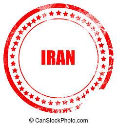 powitania, z, iran